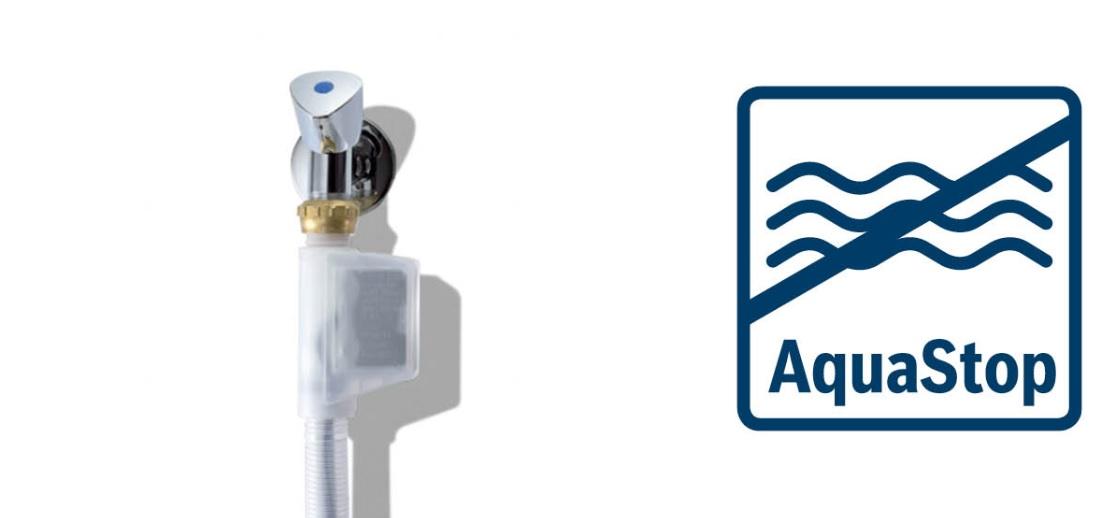 máy rửa bát SMS25KI00E công nghệ AquaStop