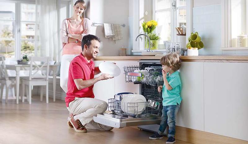 Nhược điểm của máy rửa bát là gì?